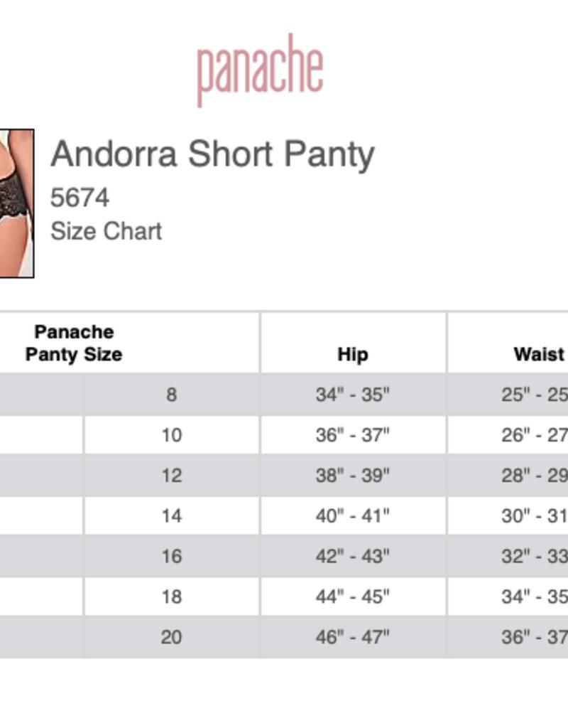 Panache Panache Andorra Short Panty