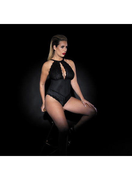 Curvy Kate Curvy Kate Scantilly Indulge Me Stretch Lace Bodysuit
