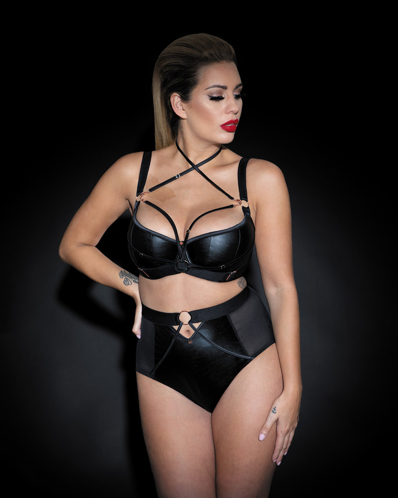 Curvy Kate Curvy Kate Scantilly Harnessed Padded Half Cup Bra