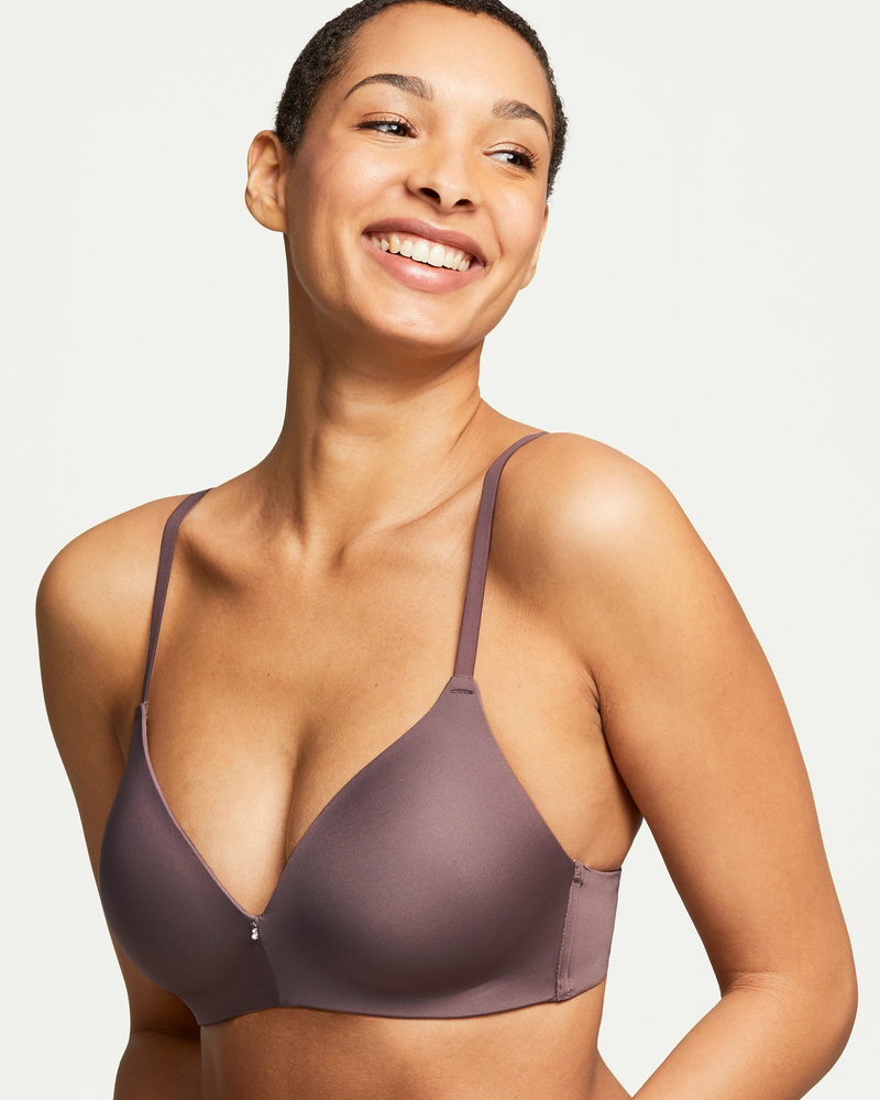 Montelle Essentials Wire Free T-Shirt Bra
