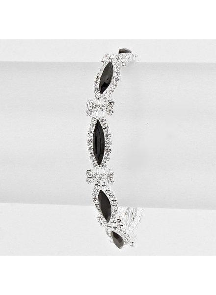 Marquise Rhinestone  Bracelet