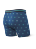 SAXX SAXX Blue Earth Day Globe Boxer Briefs