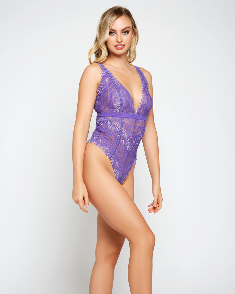 Charlotte Lace Teddy