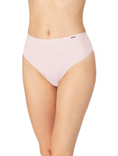 LE MYSTERE Le Mystere Infinite Comfort High Waist Thong Panty