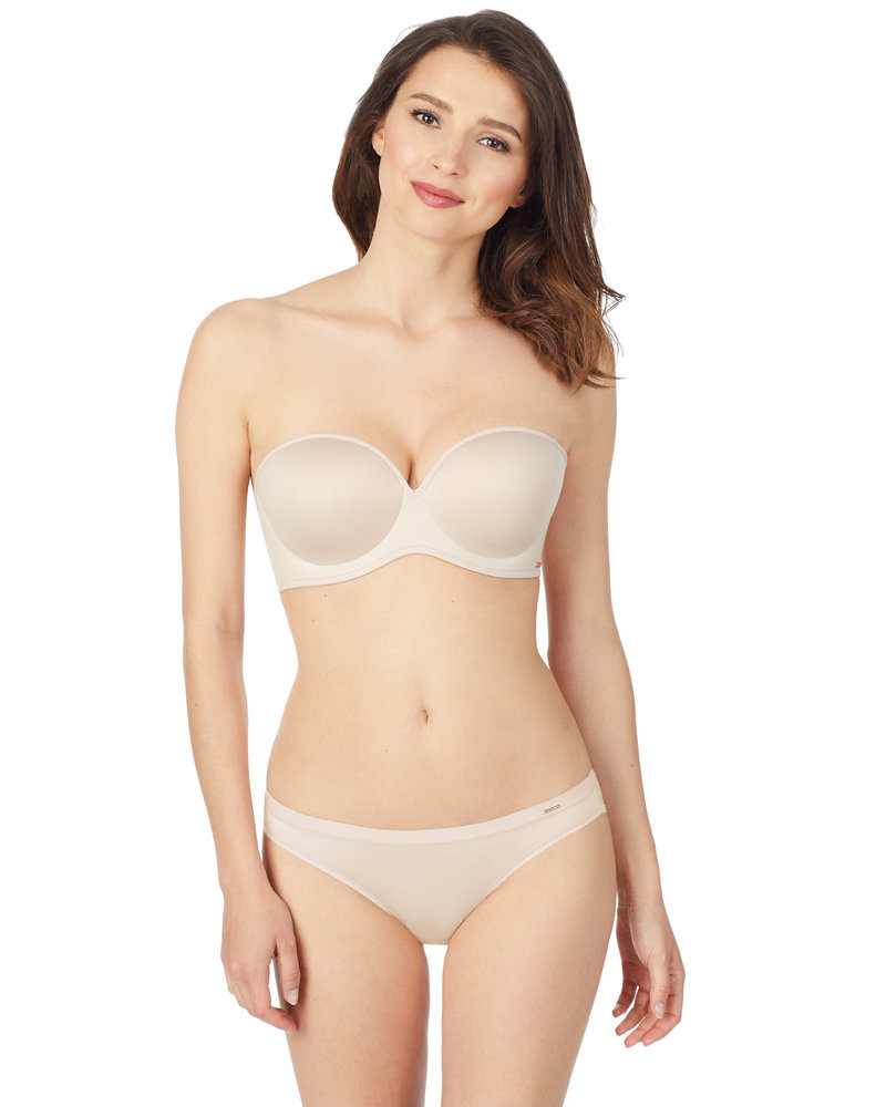 LE MYSTERE Le Mystere Clean Lines Strapless Bra