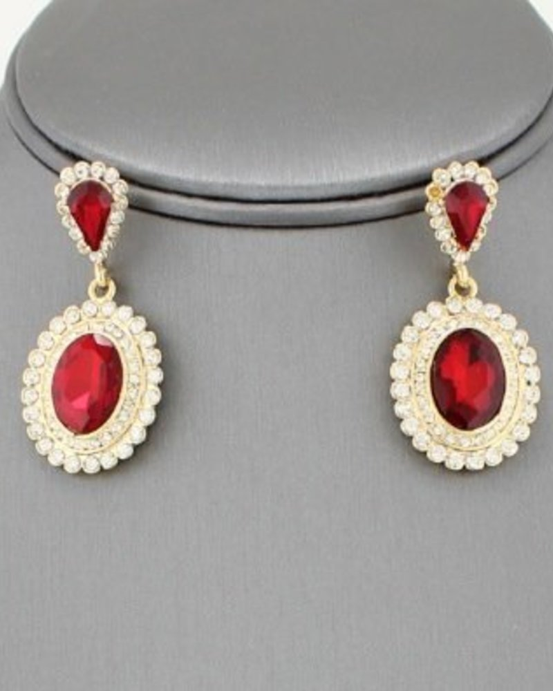 Bridal Drop Earrings