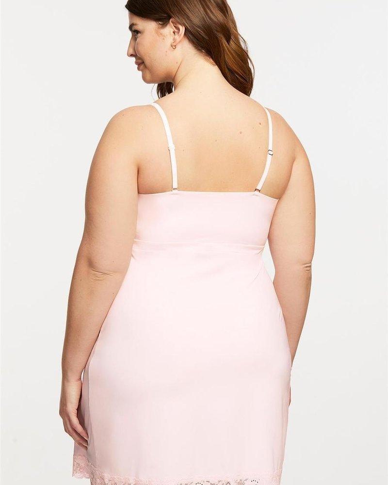 Montelle Bust Support Chemise - Blush