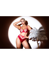 Curvy Kate Curvy Kate Scantilly Fallen Angel Balcony Bra