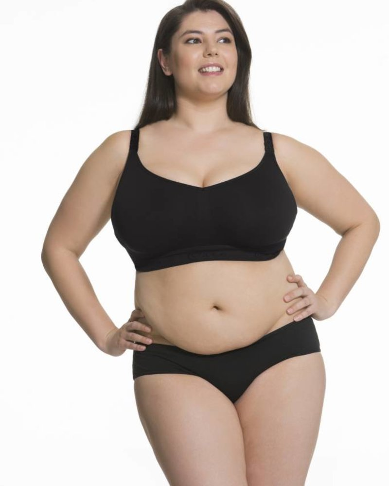 Cake Sugar Candy Fuller Seamless Everyday Bra Black