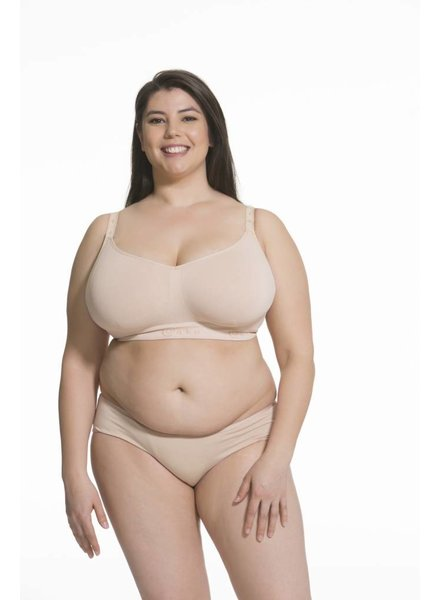 Cake Sugar Candy Fuller Seamless Everyday Bra Nude