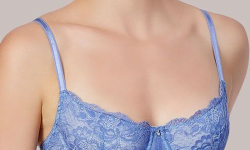 Demi Bras that are comfortable with a lot of support!