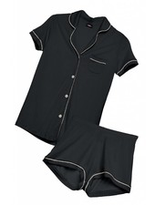 Cosabella Bella Pajamas Black