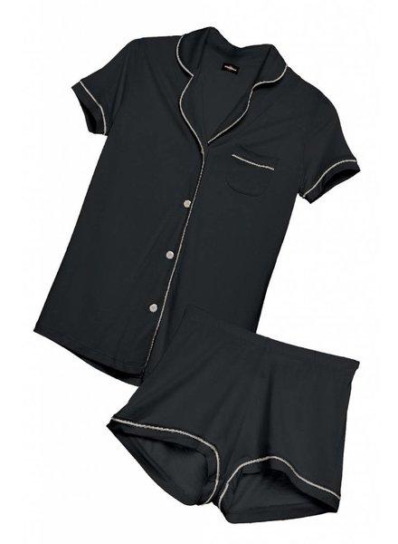 Cosabella Bella Pajamas Black