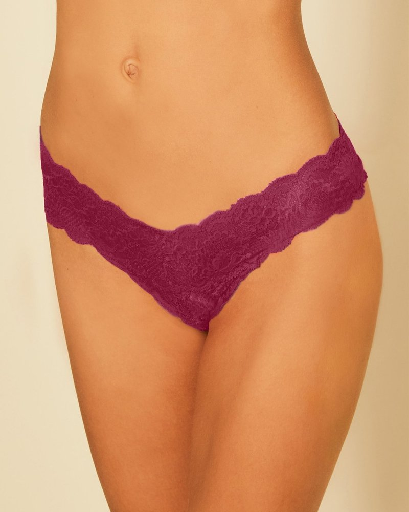 Cosabella Cosabella Never Say Never Cutie Lace Thong