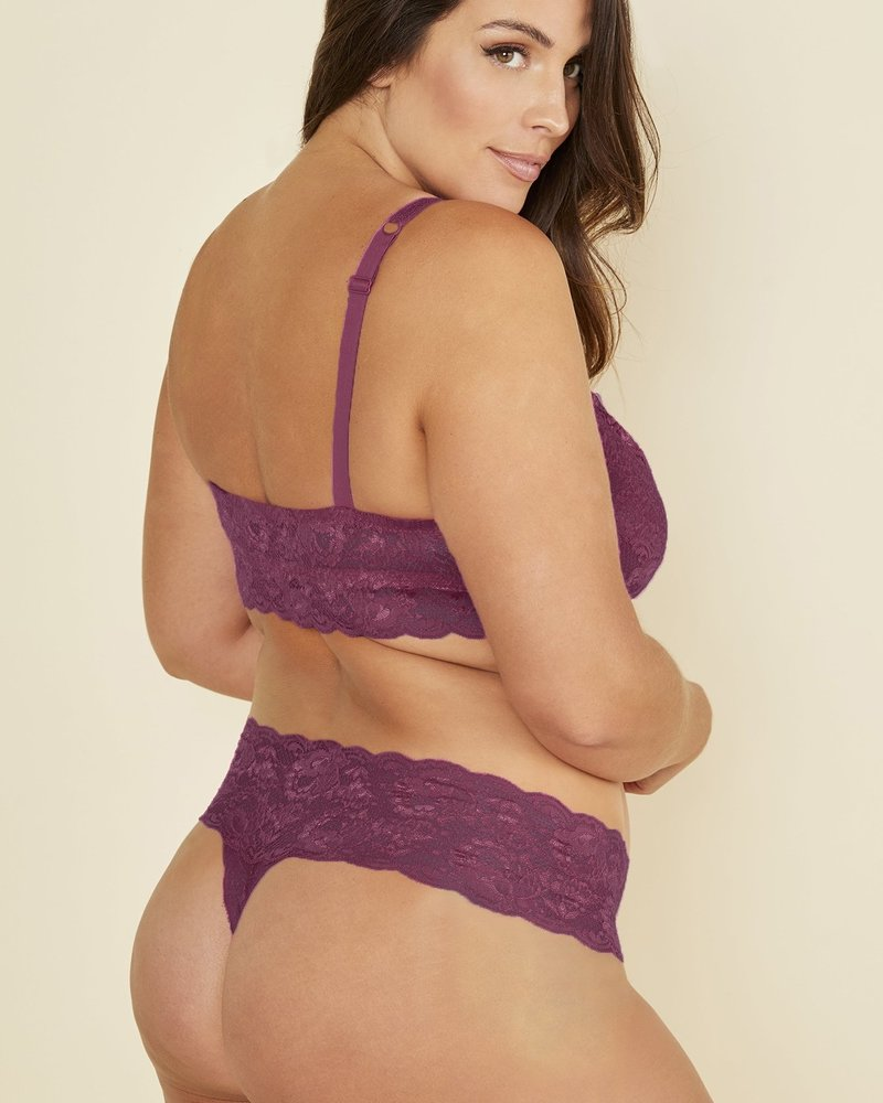 Cosabella Cosabella Never Say Never Extended Cutie Lowrider Thong