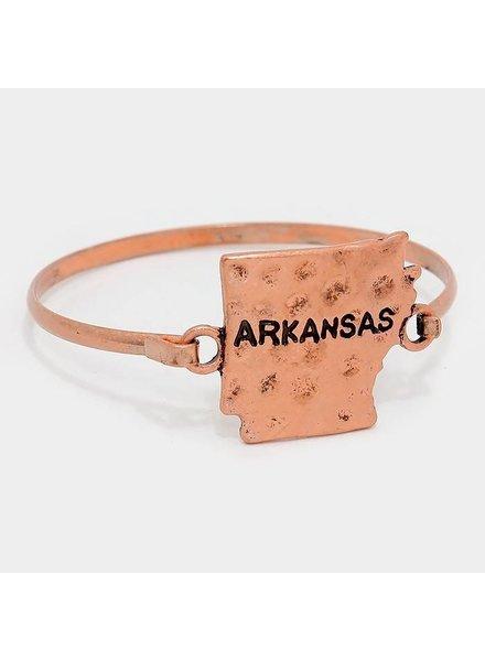 Arkansas Bracelet Copper