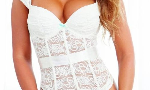 Bridal Lingerie that is beautiful & sexy!