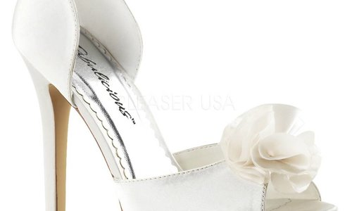 Bridal Shoes That Are Classy & Beautiful!