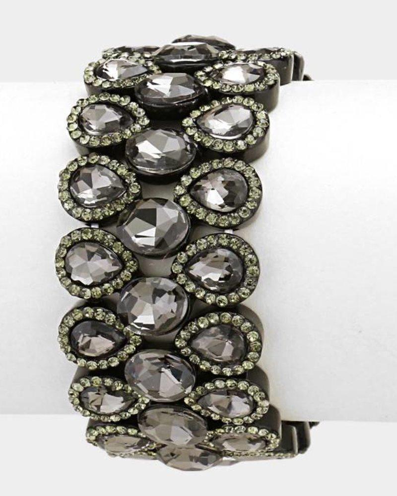 Stretch Evening Bracelet