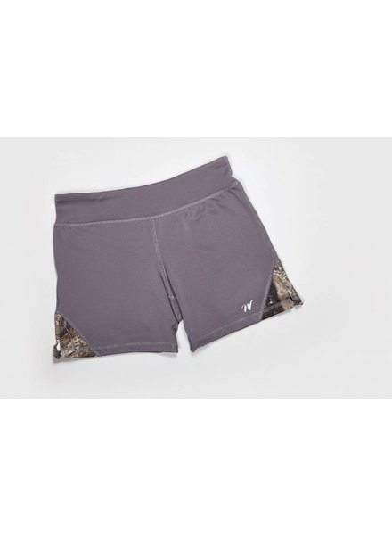 Mossy Oak Camo Active Shorts