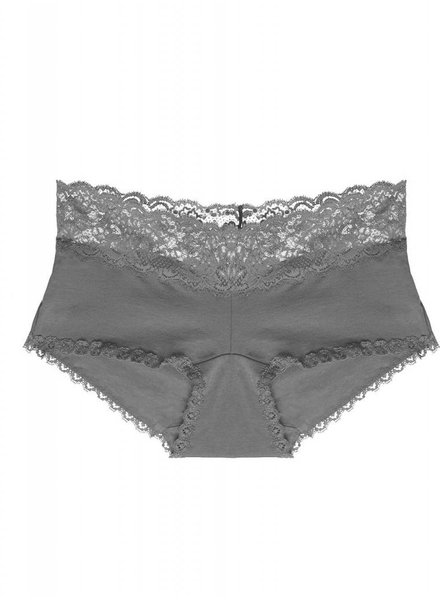 Cosabella Cheekie Extended Hotpant Dove Grey