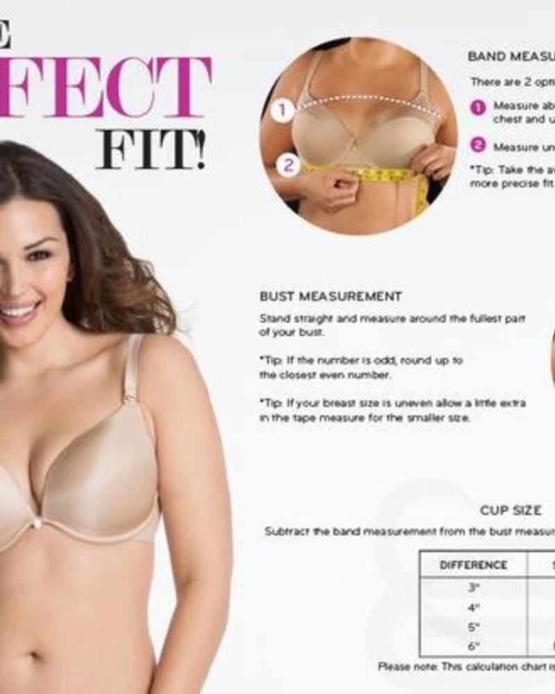 341c3e666eaa2 ... Curvy Couture Flawless Contour Wire-Free Bra
