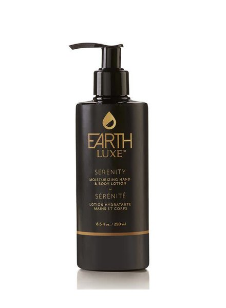 EARTH LUXE SERENITY MOISTURIZING HAND & BODY LOTION