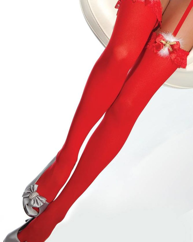 Coquette JINGLE BELL STOCKINGS