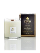 SOY WOOD-WICK SCENTED CANDLE, LAVENDER FIELDS