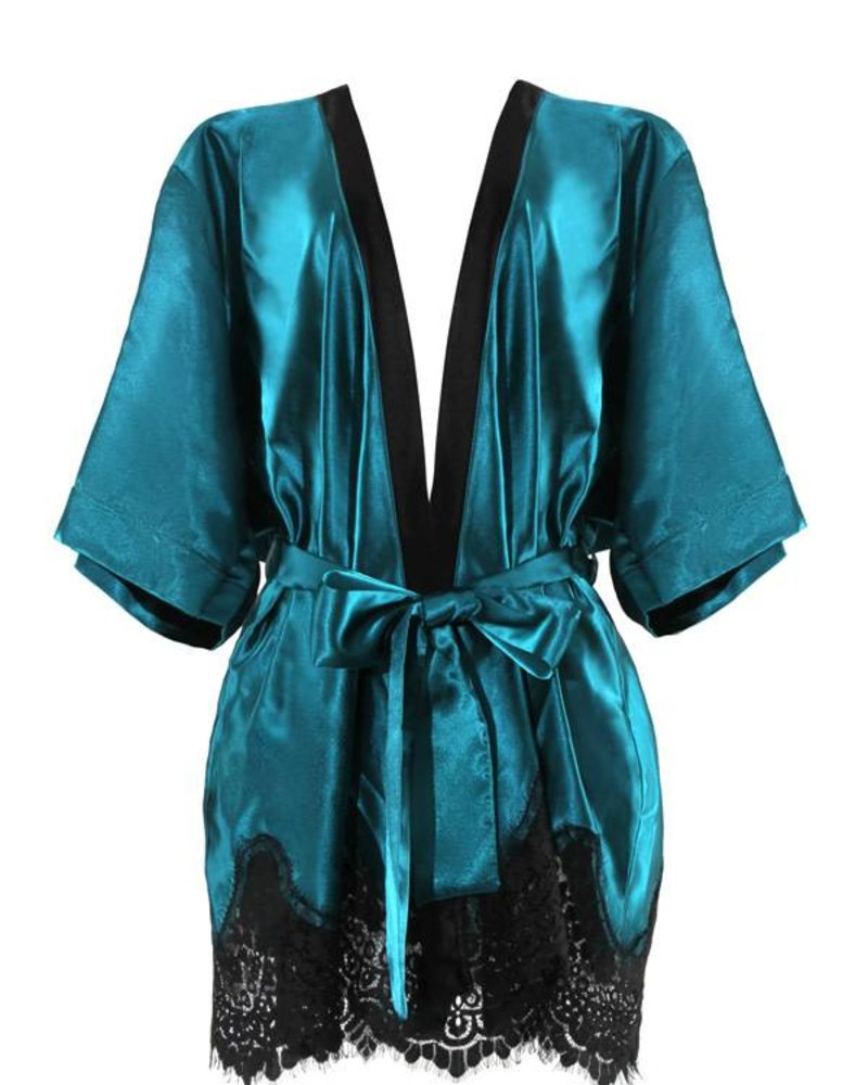 Fantasy Baby it's Cold Outside Robe & G-string
