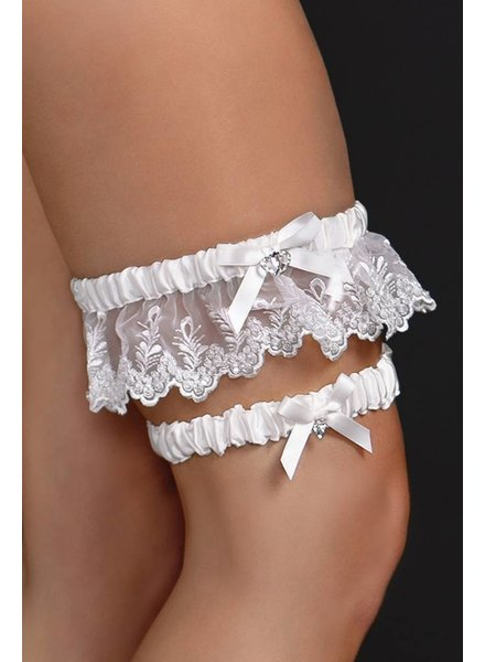 iCollection TWO PIECE GARTER SET