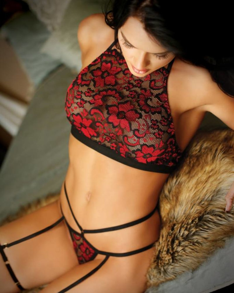 Fantasy LOVELY LACE BRALETTE SET