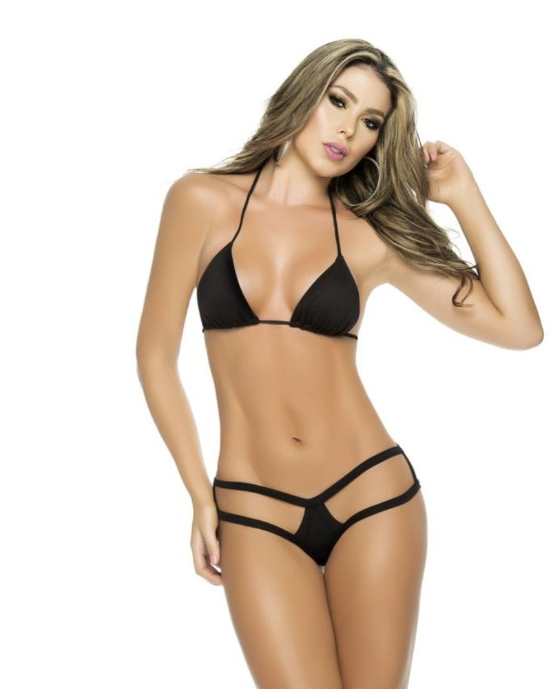 Mapale CAGE BACK THONG