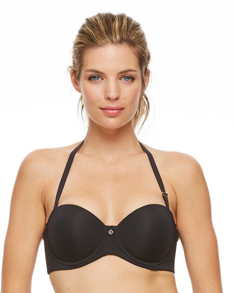 Montelle Montelle Strapless Multi-Way Push Up Underwire