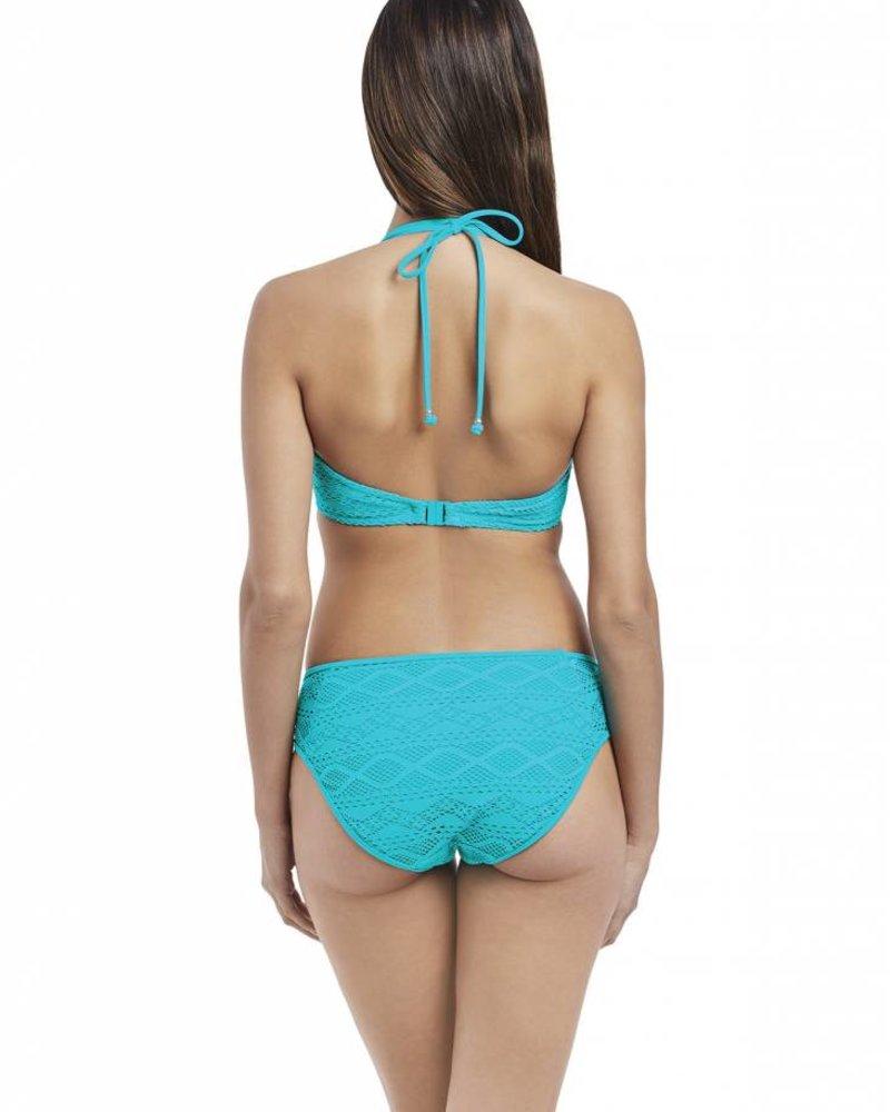 Freya Sundance Underwire Bandless Halter Swim Top