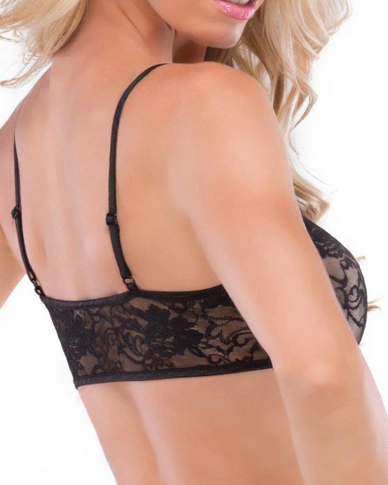 Coquette Stretch Lace Bralette