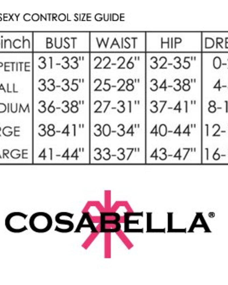 Cosabella BELLA PRINTED SHORT SLEEVE TOP & BOXER SET