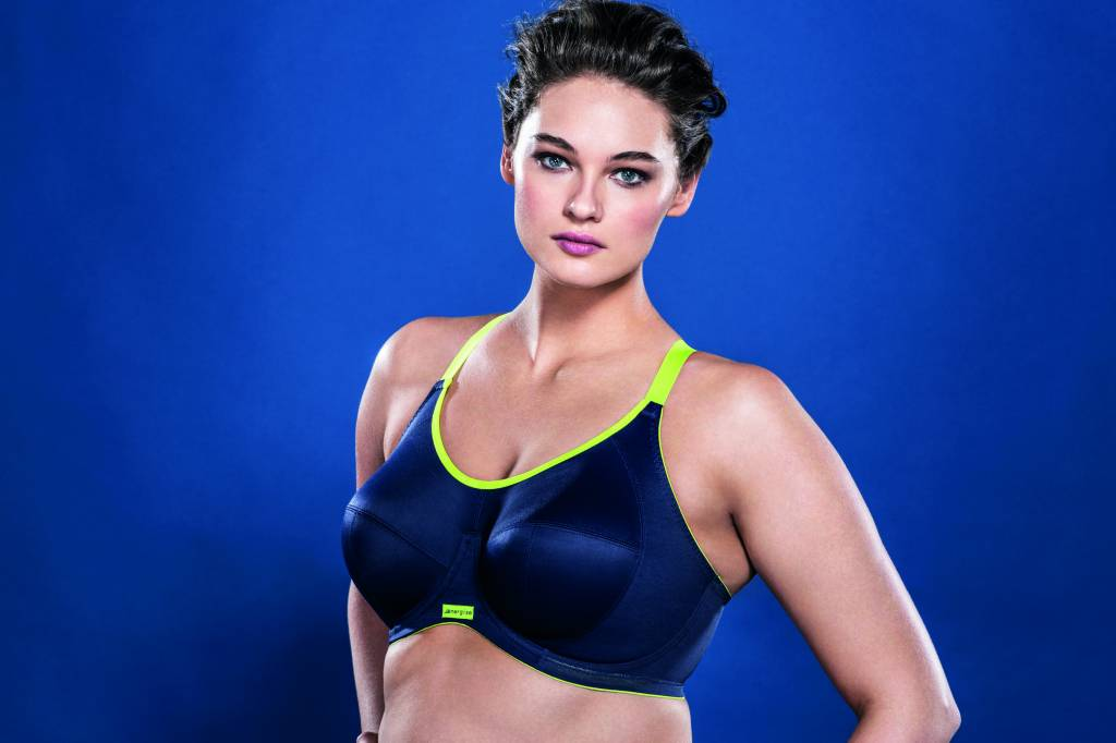 ad657f89579e5 Energise Underwire Sports Bra with J Hook - ANGIE DAVIS