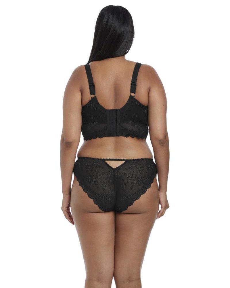 Elomi Charley Full Brief Panty - Black
