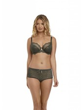 Freya FANCIES UNDERWIRE PLUNGE BRA - OLIVE