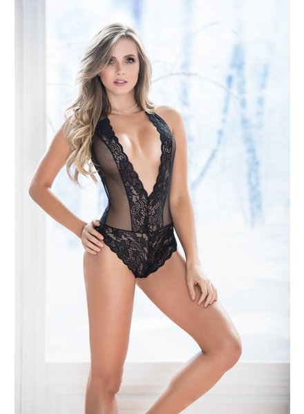 Kalista Lace Teddy