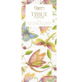 Caspari Gift Tissue Paper 4 Sheets Parvanehs Garden