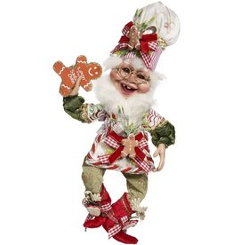 Mark Roberts Fairies Elves Christmas Kitchen Elf SM 11 inch