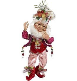 Mark Roberts Fairies Elves Confectioner Elf SM 11 inch