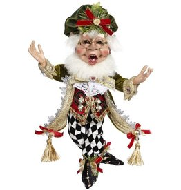 Mark Roberts Fairies Elves Heralding Elf SM 10 inch