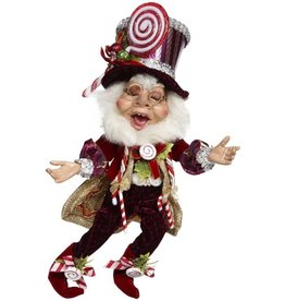 Mark Roberts Fairies Elves Lollipop Candy Maker Elf SM 12 inch