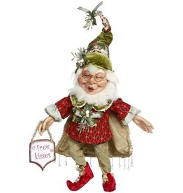 Mark Roberts Fairies Elves Mistletoe Mischief Elf MD 16 inch