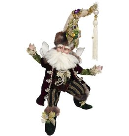 Mark Roberts Fairies Christmas Lap of Luxury Fairy SM 10 Inch