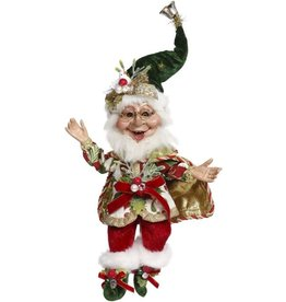 Mark Roberts Fairies Elves Christmas Eve Helper Elf SM 11 inch