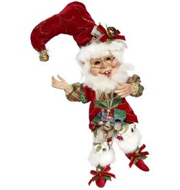 Mark Roberts Fairies Elves Stocking Elf SM 10 inch